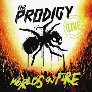 worlds on fire live album