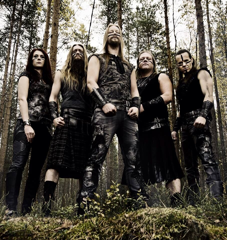 ENSIFERUM band