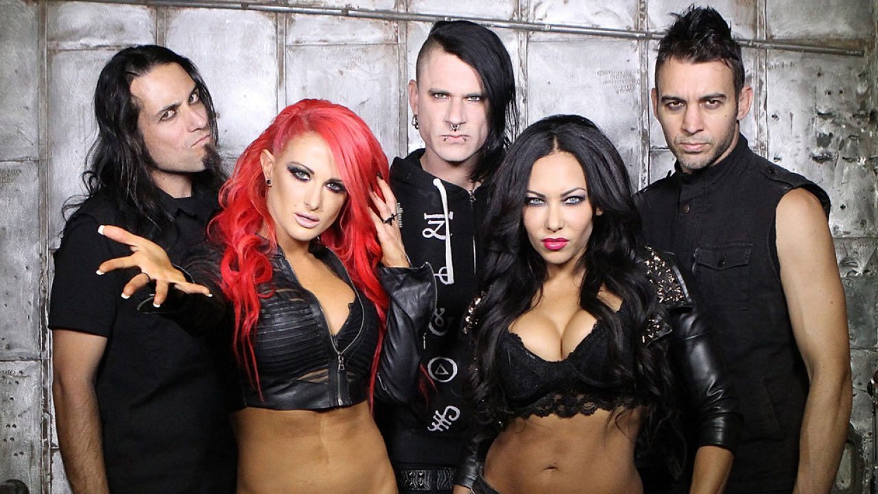 Butcher Babies, SAD