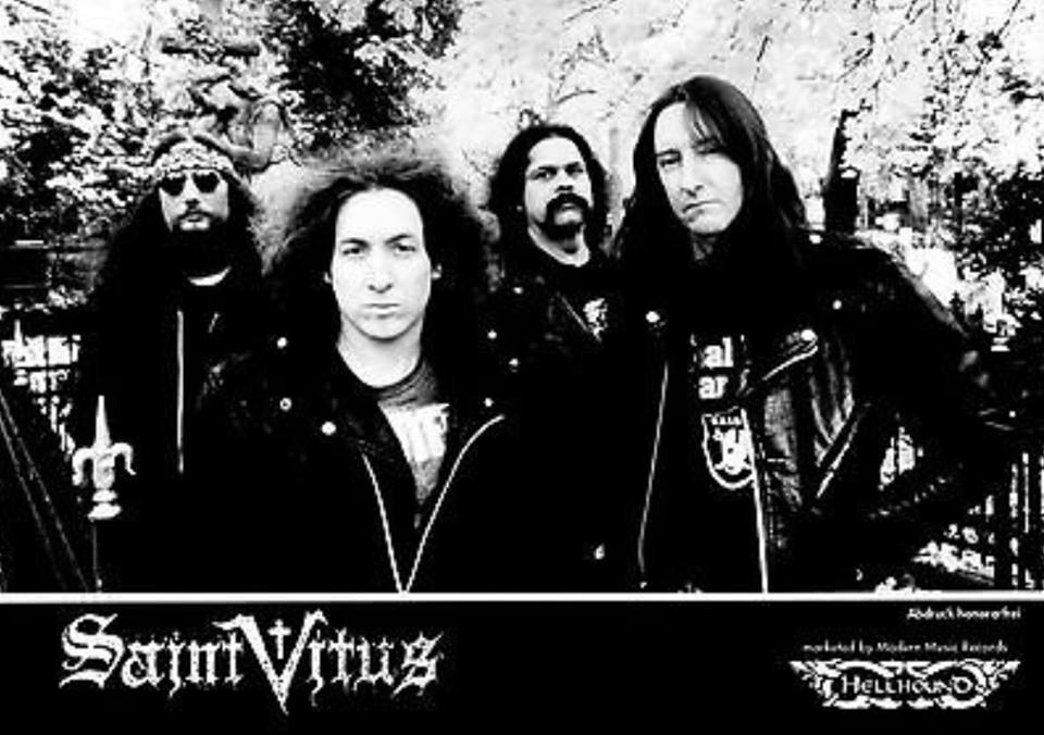 SAINT VITUS bend
