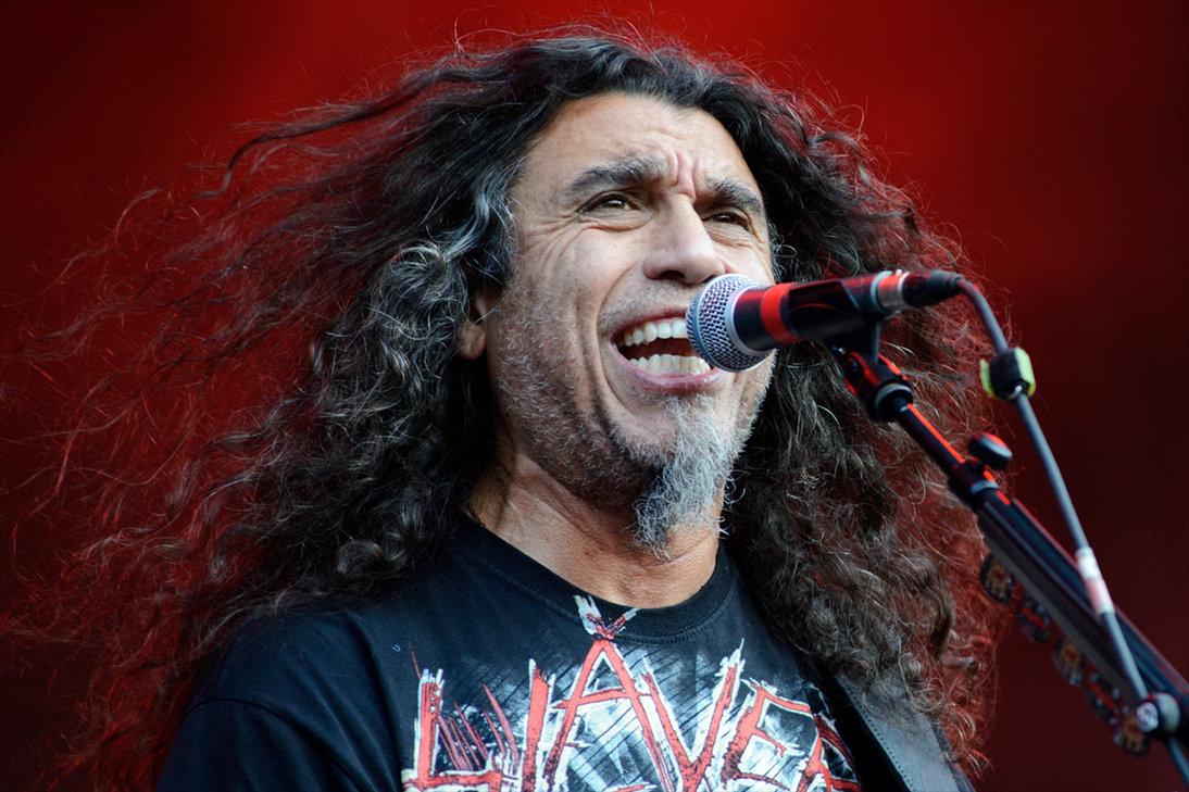 Tom Araya, Slayer